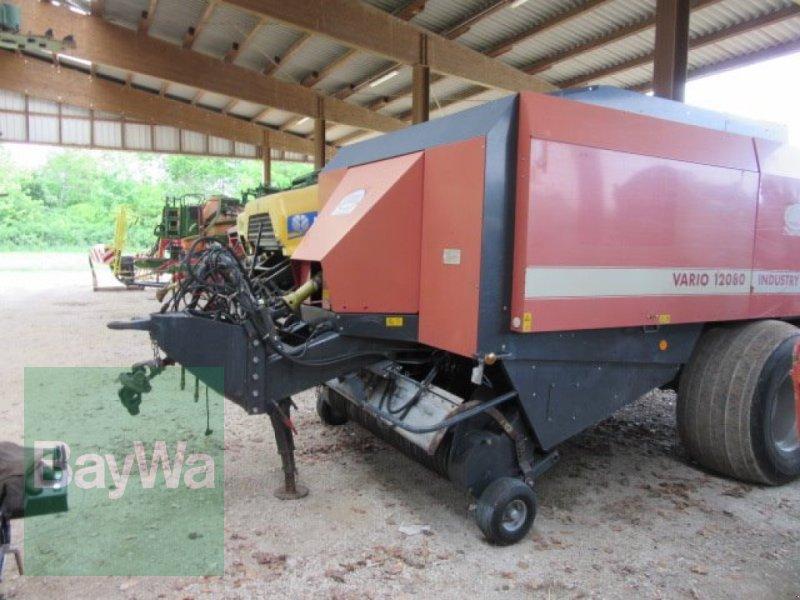 Großpackenpresse des Typs Vicon 12080 Vario Industry, Gebrauchtmaschine in Erbach (Bild 1)