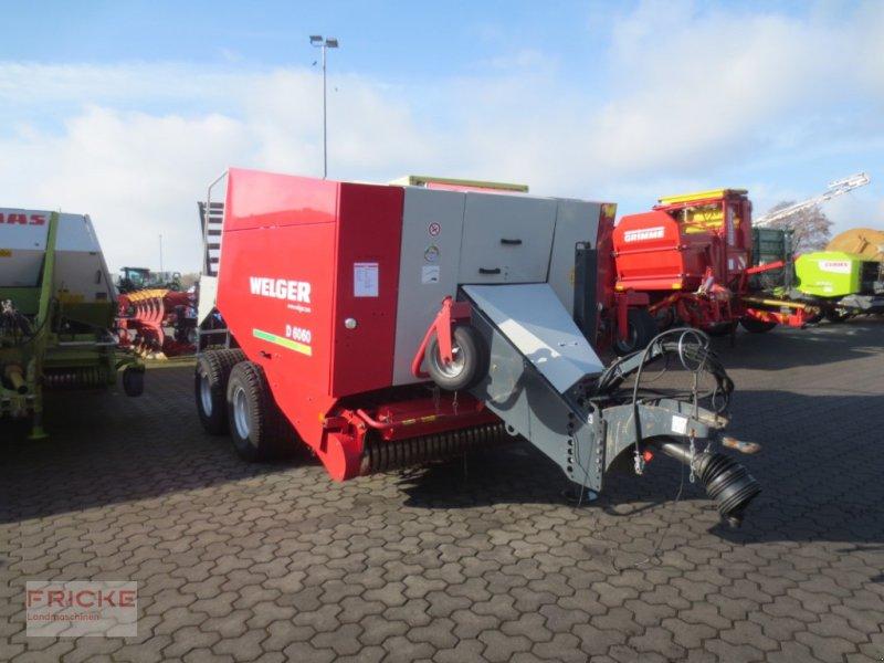 Großpackenpresse des Typs Welger D6060 TANDEM, Gebrauchtmaschine in Bockel - Gyhum (Bild 1)
