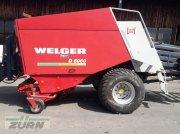 Welger D6060 nagybálázó