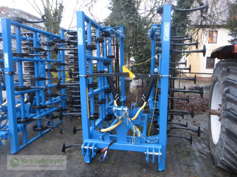 Grubber des Typs Agripol Kobalt 500 T mit Flacheisenwalze Belotta Qualität Herkules Federzinken Leichtgrubber Großfederzinkenegge, Neumaschine in Feuchtwangen (Bild 1)