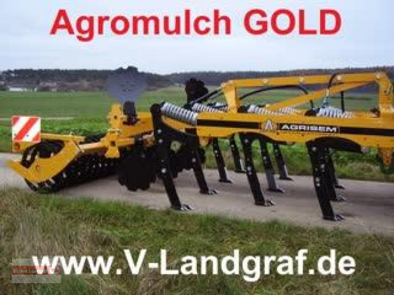 Grubber типа Agrisem Agromulch Gold, Neumaschine в Ostheim/Rhön (Фотография 1)