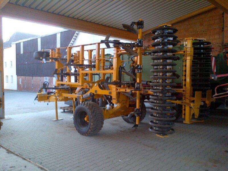 Grubber типа Agrisem Agromulch Gold, Gebrauchtmaschine в Seeburg (Фотография 1)