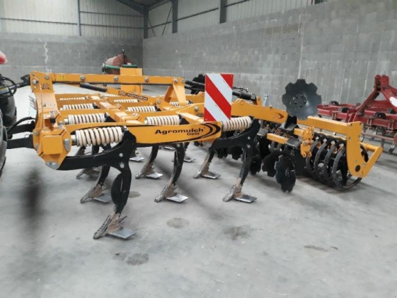 Grubber типа Agrisem AGROMULCH350GOLD, Gebrauchtmaschine в SAINTE MAURE DE TOURAINE (Фотография 1)
