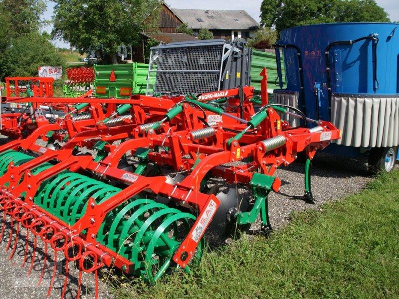 Grubber des Typs Agro-Masz Mulchgrubber-4,0m-NEUMASCHINE, Neumaschine in Eberschwang (Bild 1)