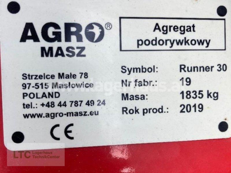 Grubber des Typs Agro MASZ RUNNER 30, Gebrauchtmaschine in Korneuburg (Bild 2)