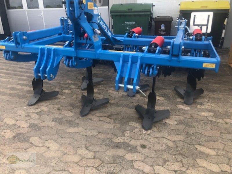 Grubber des Typs Agroland Grubber 2-balkig Raptor AB 3 m, Neumaschine in Bad Emstal (Bild 1)