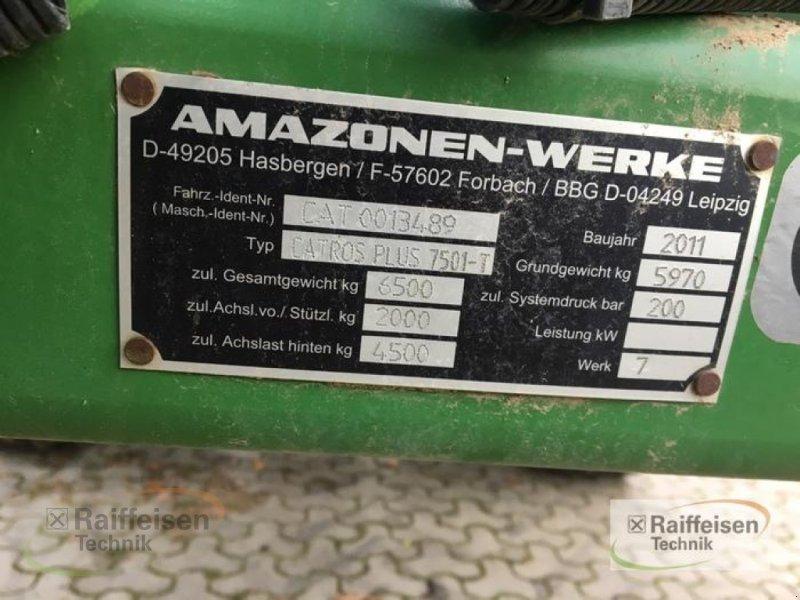 Grubber des Typs Amazone Catros Plus 7501-1, Gebrauchtmaschine in Tülau-Voitze (Bild 8)