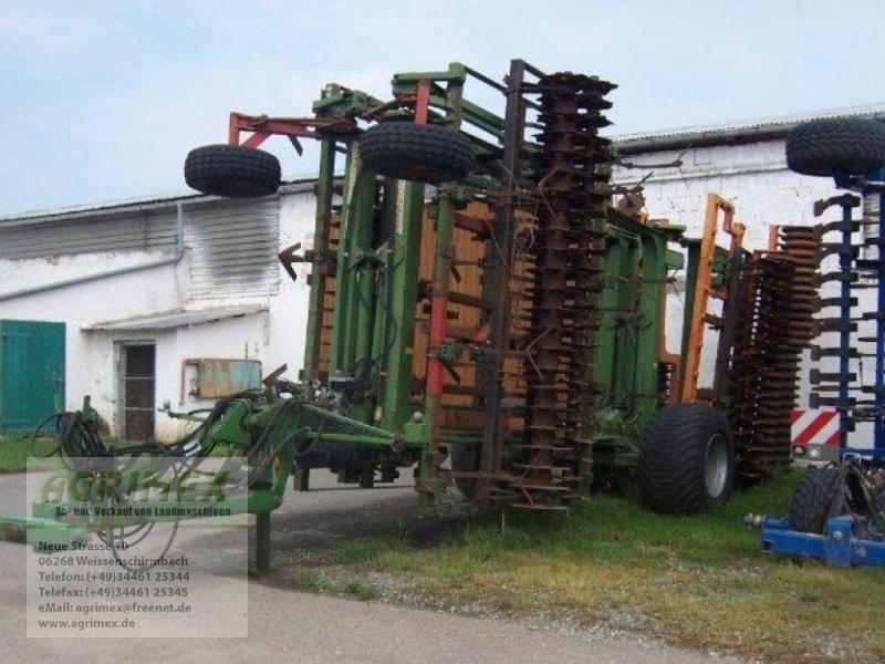 Grubber des Typs Amazone Centaur 7500, Gebrauchtmaschine in Weißenschirmbach (Bild 1)