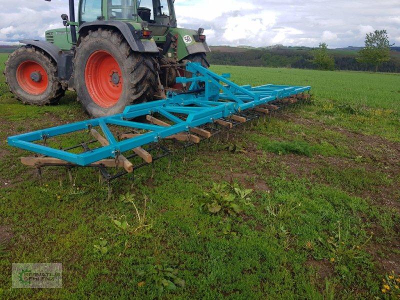 Grubber des Typs BM Maschinenbau ETR S 73 Egge neuwerig, ca. 10 Hektar, Gebrauchtmaschine in Rittersdorf (Bild 1)
