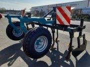 BM Maschinenbau Frontgrubber Grubber 3m Räder gelenkt