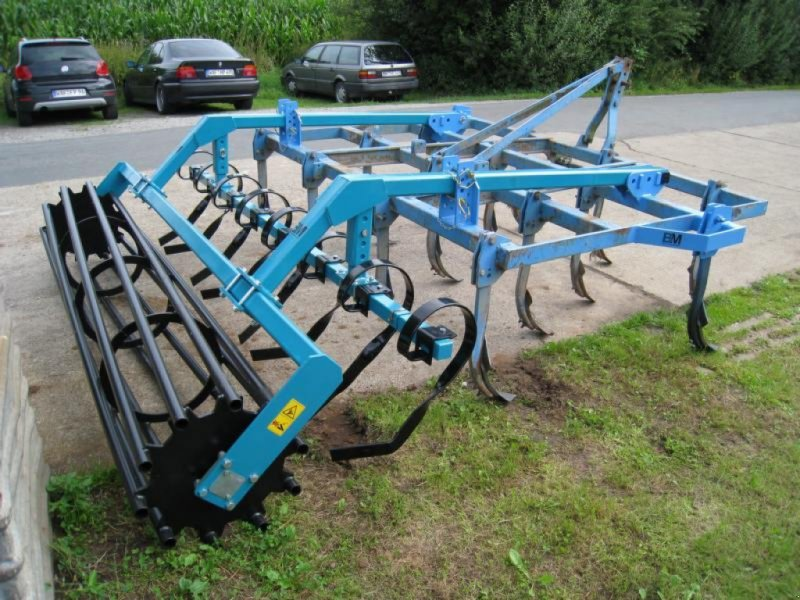 Grubber типа BM Maschinenbau Walzennachrüstsatz für Grubber Federzinkenegge etc., Neumaschine в Sendenhorst (Фотография 4)