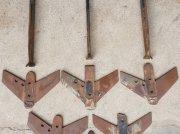 Braun Meißelscharstiel Cultivator