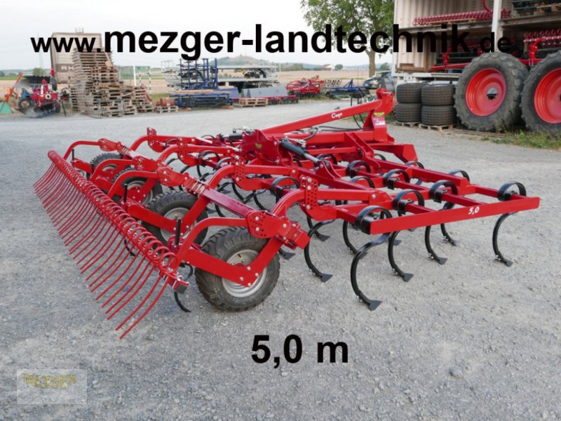 Grubber типа Bury Onyx 5, Leichtgrubber mit Räder, Neumaschine в Ditzingen (Фотография 1)