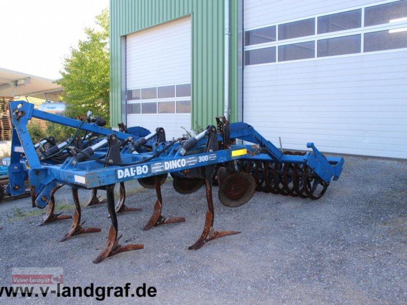 Grubber des Typs Dal-Bo Dinco 300, Gebrauchtmaschine in Ostheim/Rhön (Bild 1)