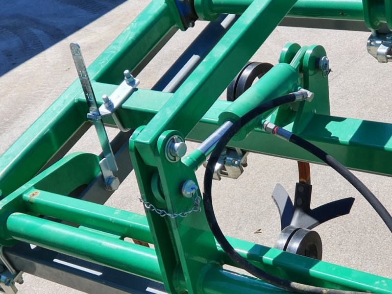 Grubber типа EuM-Agrotec Vibrocat 45, Gebrauchtmaschine в Thalmässing (Фотография 10)