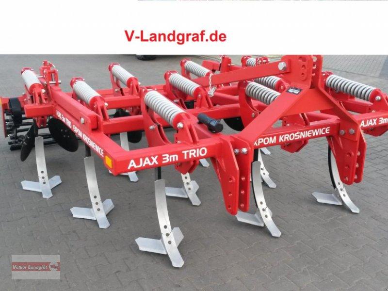 Grubber des Typs Expom Ajax Trio, Neumaschine in Ostheim/Rhön (Bild 1)