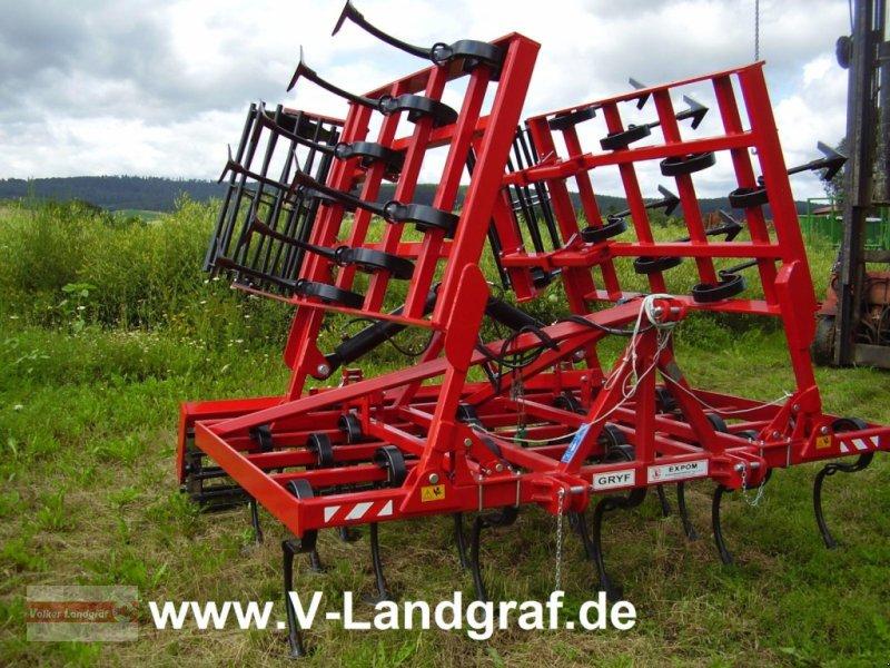 Grubber typu Expom Gryf, Neumaschine w Ostheim/Rhön (Zdjęcie 1)