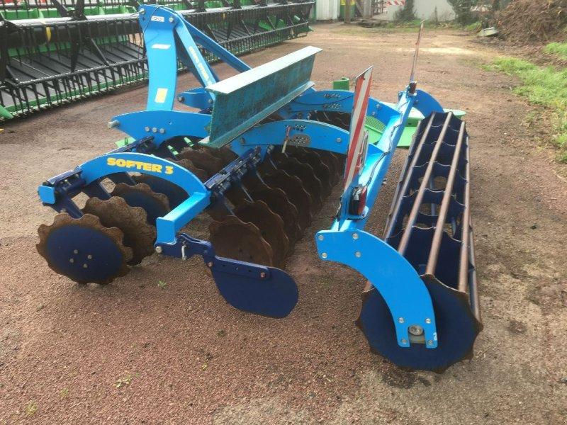 Grubber типа Farmet Softer 300 N, Gebrauchtmaschine в LISIEUX (Фотография 1)