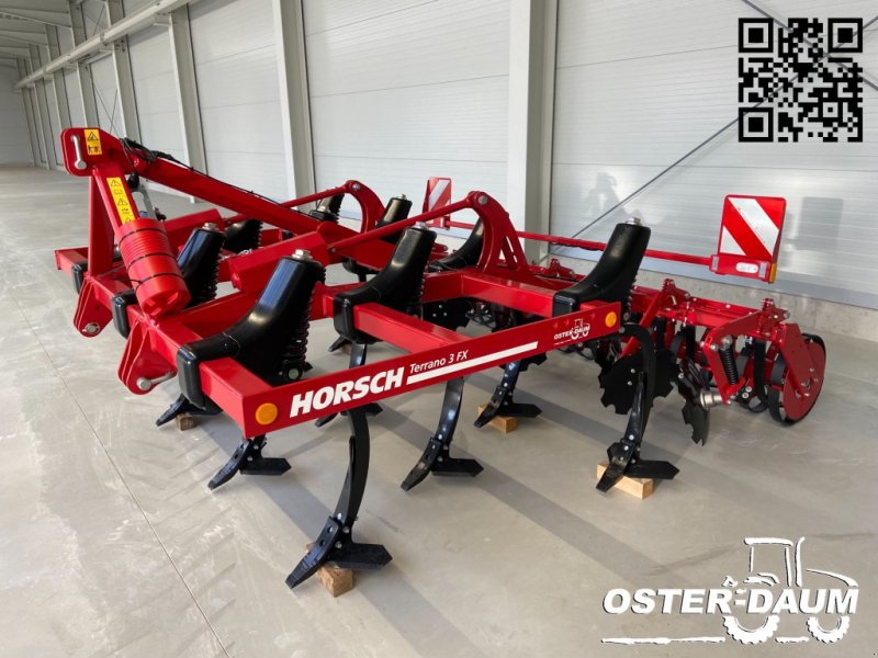 Grubber des Typs Horsch Terrano 3 FX, Neumaschine in Kaisersesch (Bild 1)