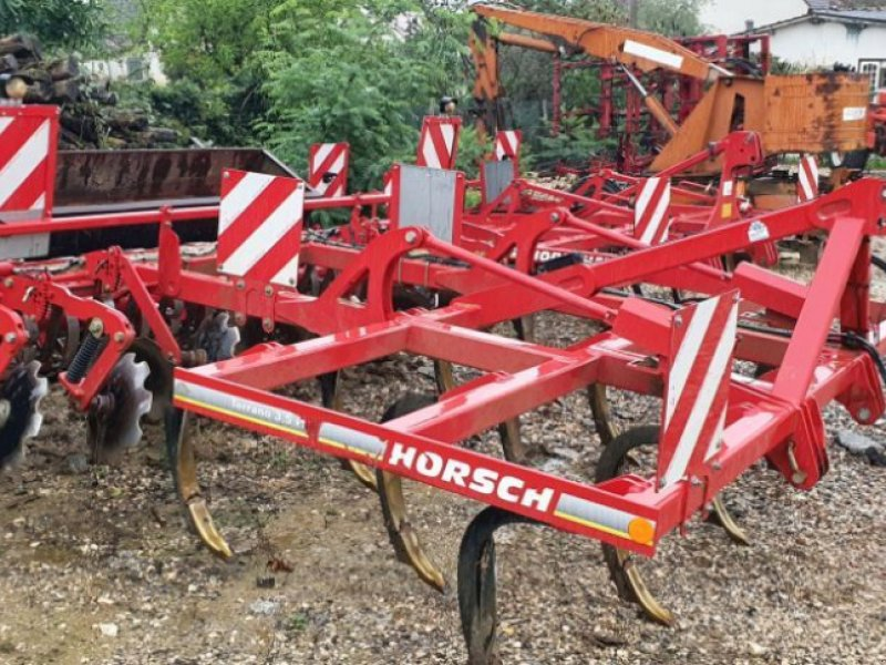 Grubber of the type Horsch TERRANO 3.5FX, Gebrauchtmaschine in CHAUMONT (Picture 1)