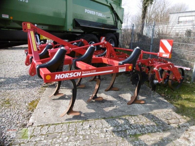 Grubber des Typs Horsch Terrano 3FX, Vorführmaschine in Sörup (Bild 1)