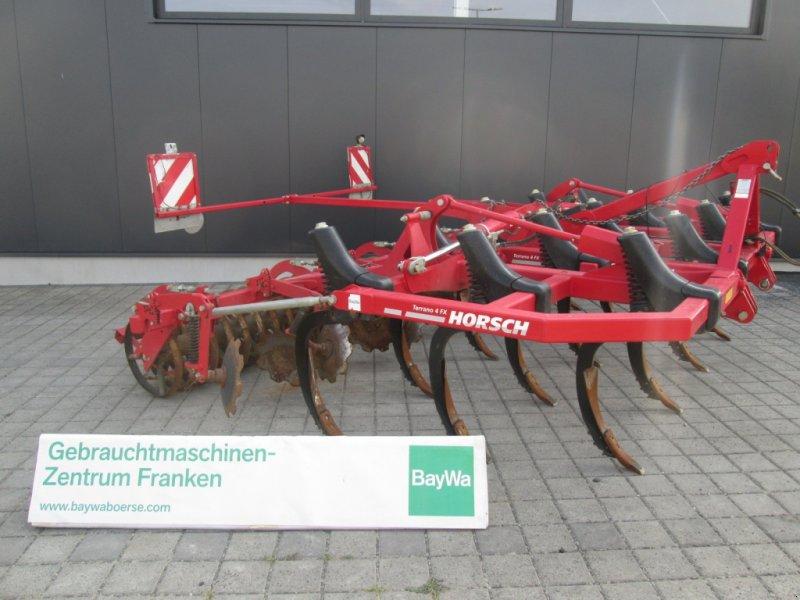 Grubber du type Horsch Terrano 4 FX, Gebrauchtmaschine en Wülfershausen an der Saale (Photo 1)