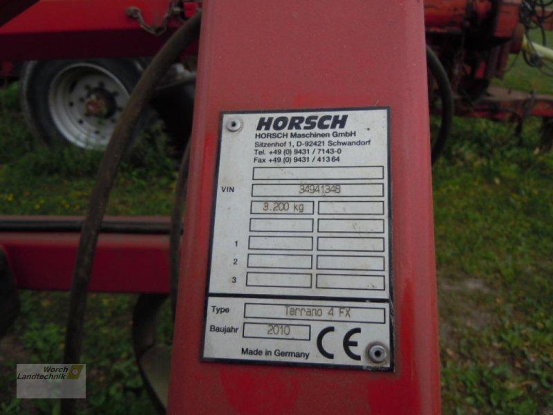 Grubber des Typs Horsch Terrano 4 FX, Gebrauchtmaschine in Schora (Bild 6)