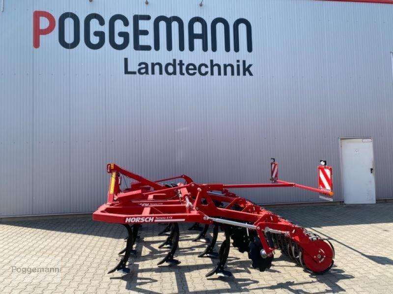 Grubber des Typs Horsch Terrano 4 FX, Vorführmaschine in Bad Iburg - Sentrup (Bild 1)
