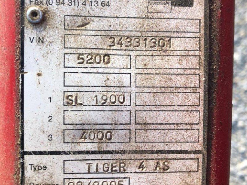 Grubber des Typs Horsch Tiger 4 AS, Gebrauchtmaschine in Egling a.d.Paar (Bild 7)
