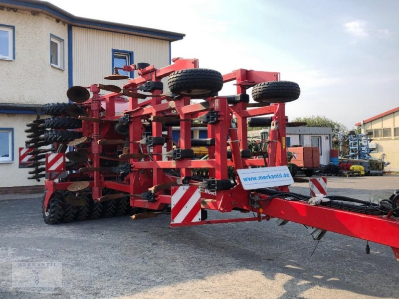 Bild Horsch Tiger 5 AS + Pronto 5 TD