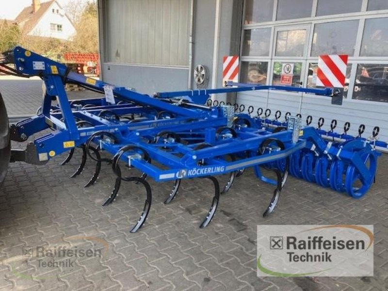 Grubber des Typs Köckerling Allrounder 4m lang solo, Neumaschine in Homberg/Efze (Bild 1)