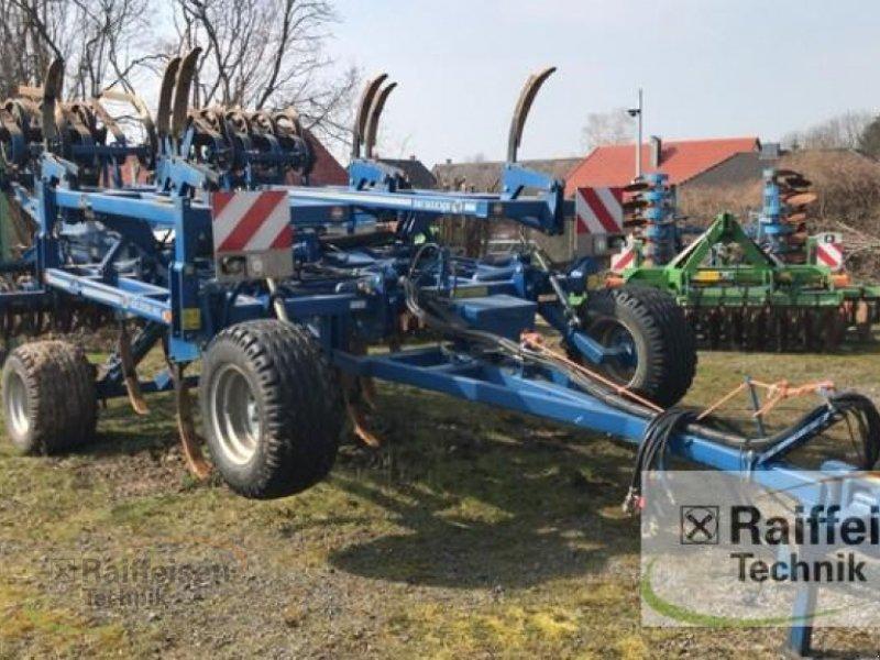 Grubber des Typs Köckerling Quadro 460, Gebrauchtmaschine in Ilsede- Gadenstedt (Bild 1)
