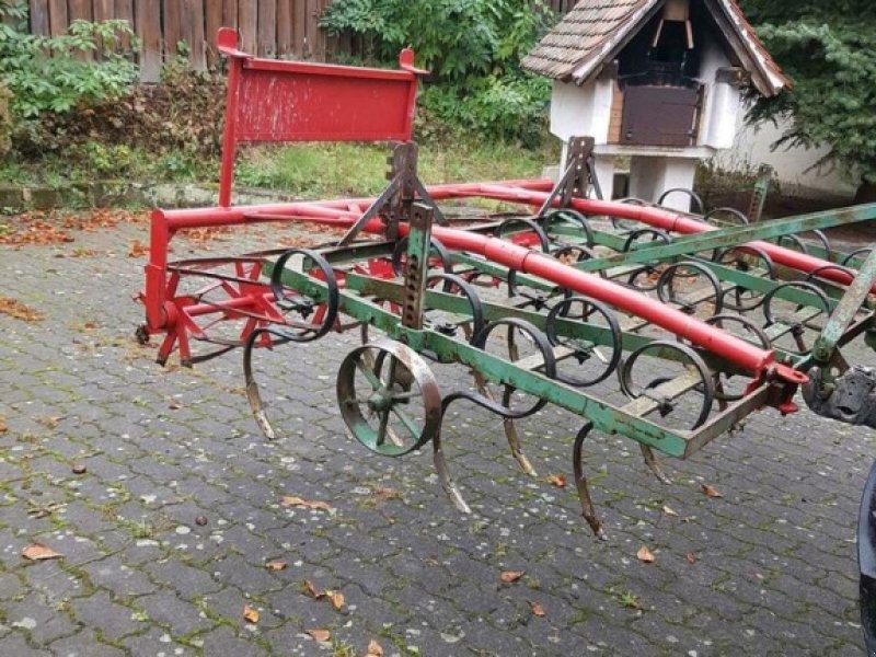 Grubber a típus Krümmler Federzinkengrubber, Gebrauchtmaschine ekkor: Jandelsbrunn (Kép 1)