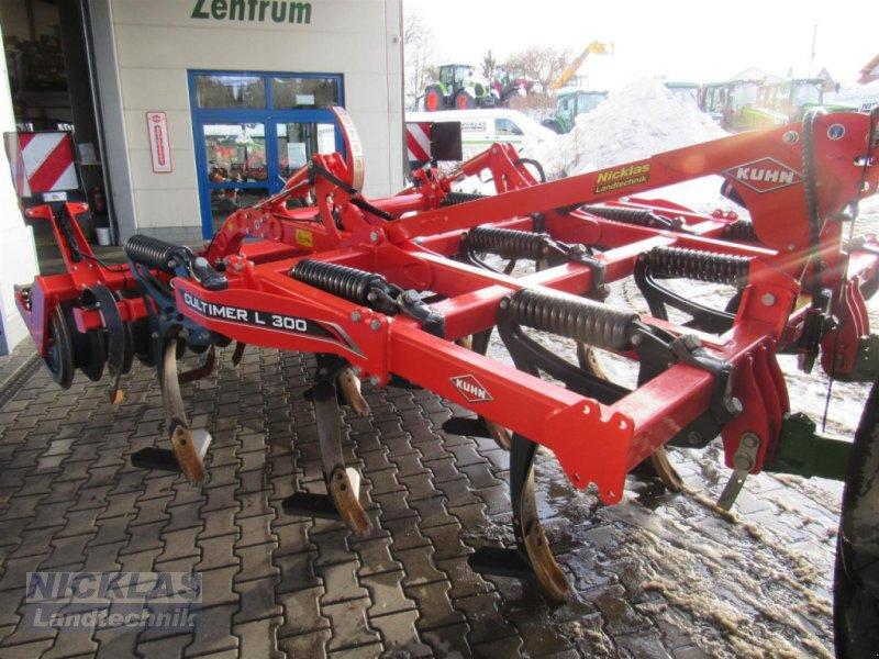 Grubber des Typs Kuhn Cultimer L 300 NS, Neumaschine in Schirradorf (Bild 1)