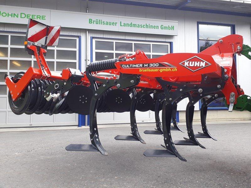Grubber tipa Kuhn Cultimer M 300 NSM, Ausstellungsmaschine u Eichberg (Slika 1)