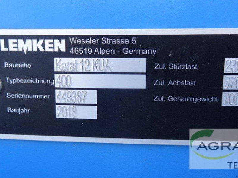 Grubber des Typs Lemken KARAT 12/400 KUA, Gebrauchtmaschine in Uelzen (Bild 8)