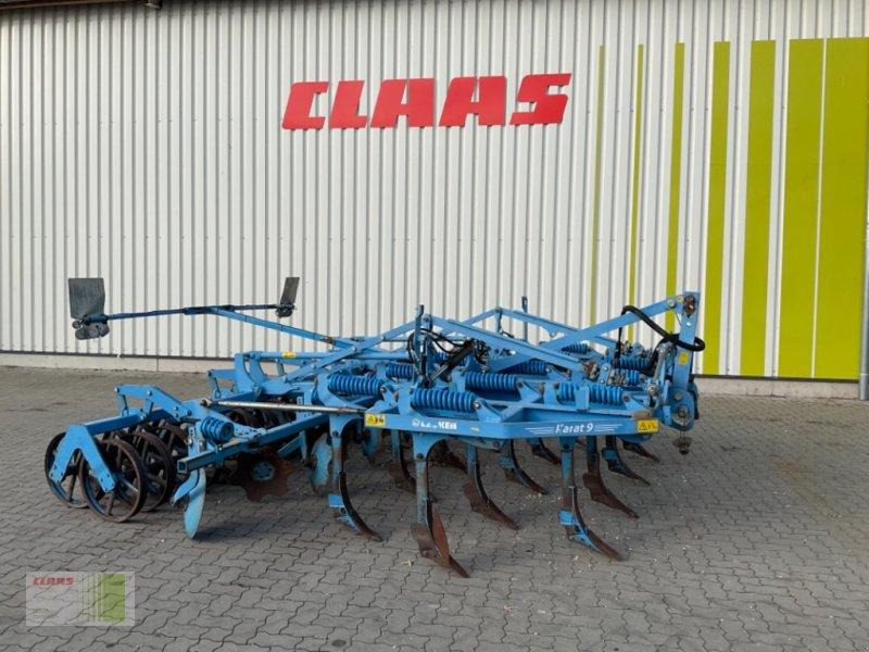 Grubber des Typs Lemken Karat 9/400 KU, Gebrauchtmaschine in Schenefeld (Bild 1)