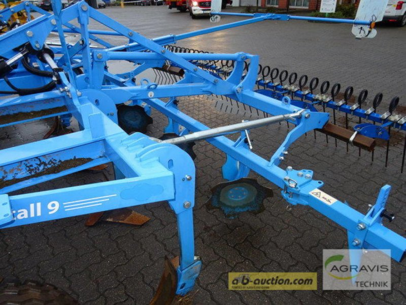 Grubber des Typs Lemken KRISTALL 9/500 K, Gebrauchtmaschine in Uelzen (Bild 8)