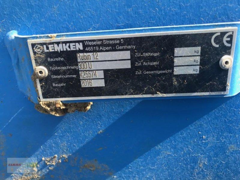 Grubber des Typs Lemken Rubin 12/300 U, Gebrauchtmaschine in Neuenstein (Bild 5)