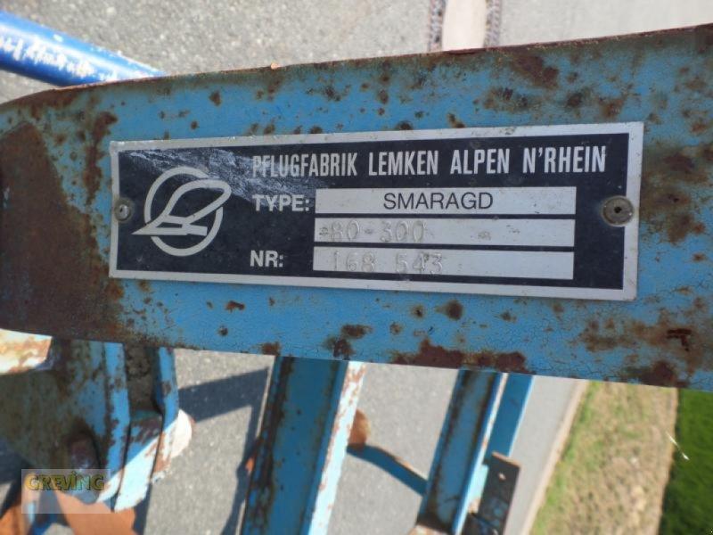 Grubber a típus Lemken Smaragd 80-300, Gebrauchtmaschine ekkor: Greven (Kép 8)