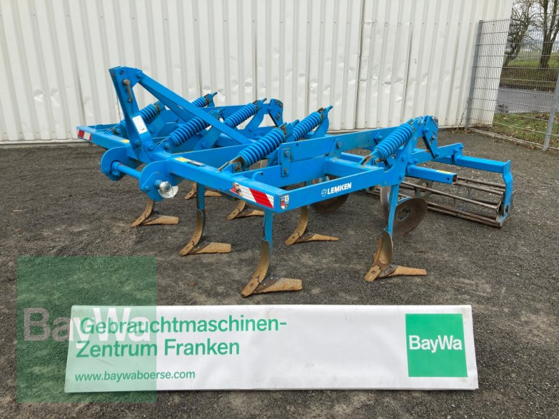 Grubber des Typs Lemken Smaragd 9/300, Gebrauchtmaschine in Giebelstadt