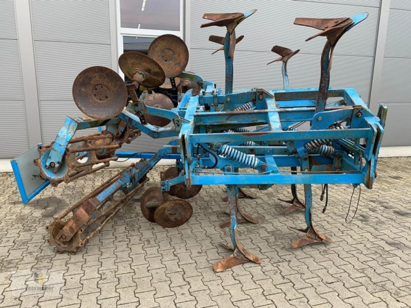 Grubber tip Lemken Smaragd 90/400 UE, Gebrauchtmaschine in Neuhof - Dorfborn (Poză 1)