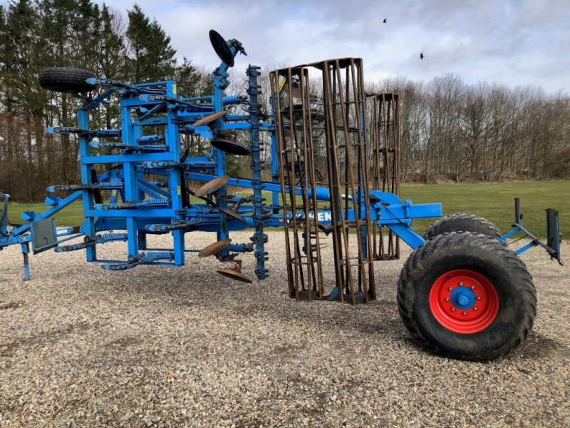 Grubber of the type Lemken THORIT 9/500, Gebrauchtmaschine in Jelling (Picture 1)