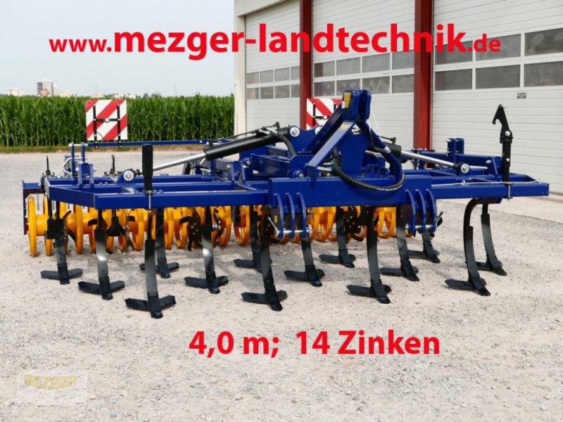 Grubber des Typs Meztec MG400 H Mulchgrubber, Neumaschine in Ditzingen (Bild 1)