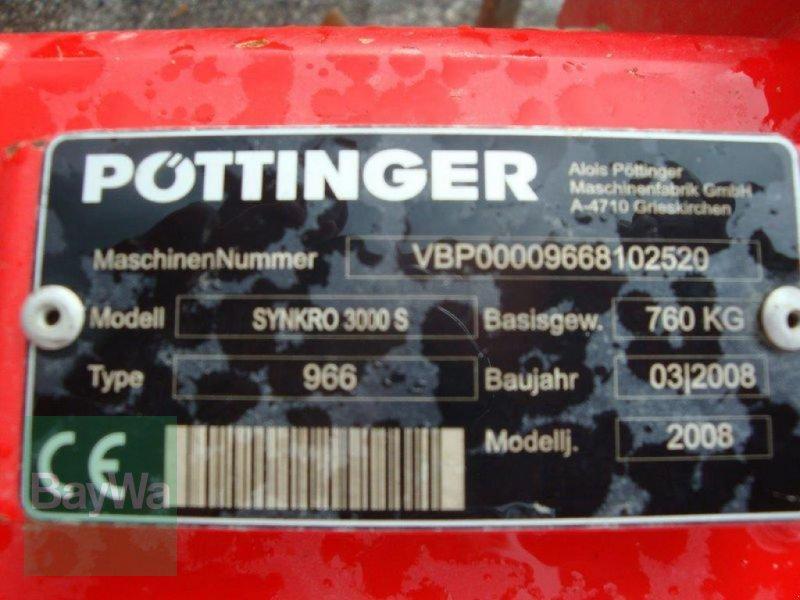 Grubber des Typs Pöttinger SYNKRO 3000 NOVA, Gebrauchtmaschine in Pfarrkirchen (Bild 6)
