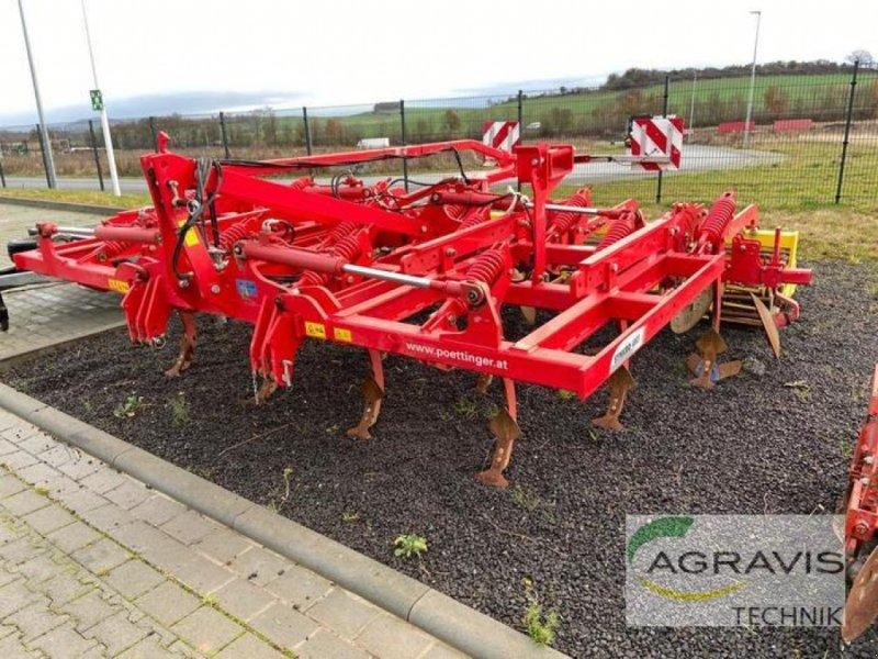 Grubber des Typs Pöttinger SYNKRO 4003 K, Gebrauchtmaschine in Alpen (Bild 1)