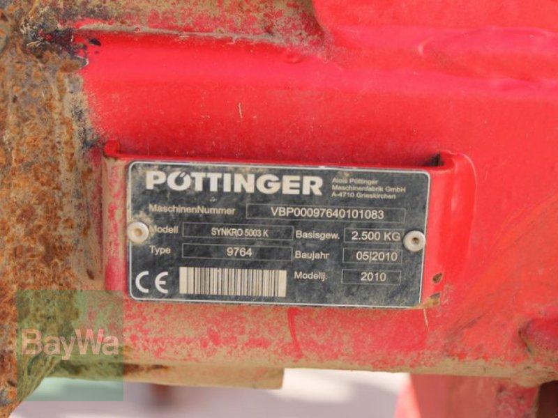 Grubber des Typs Pöttinger Synkro 5003, Gebrauchtmaschine in Straubing (Bild 8)