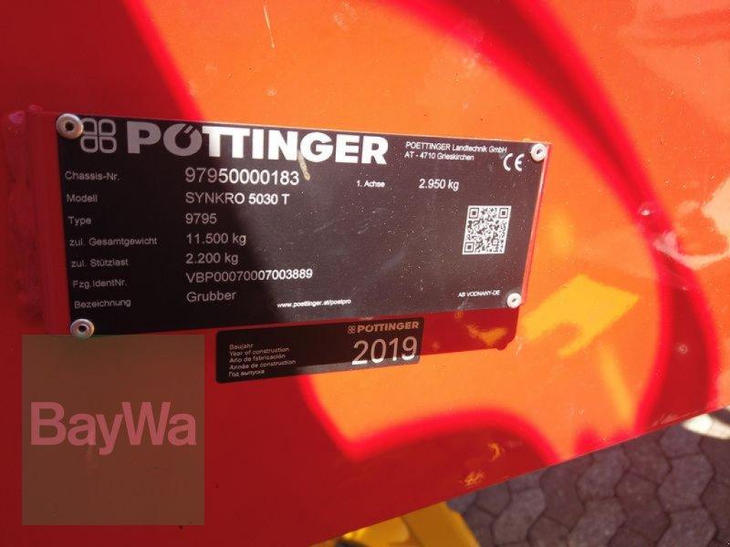 Grubber типа Pöttinger SYNKRO 5030 T, Gebrauchtmaschine в Manching (Фотография 14)