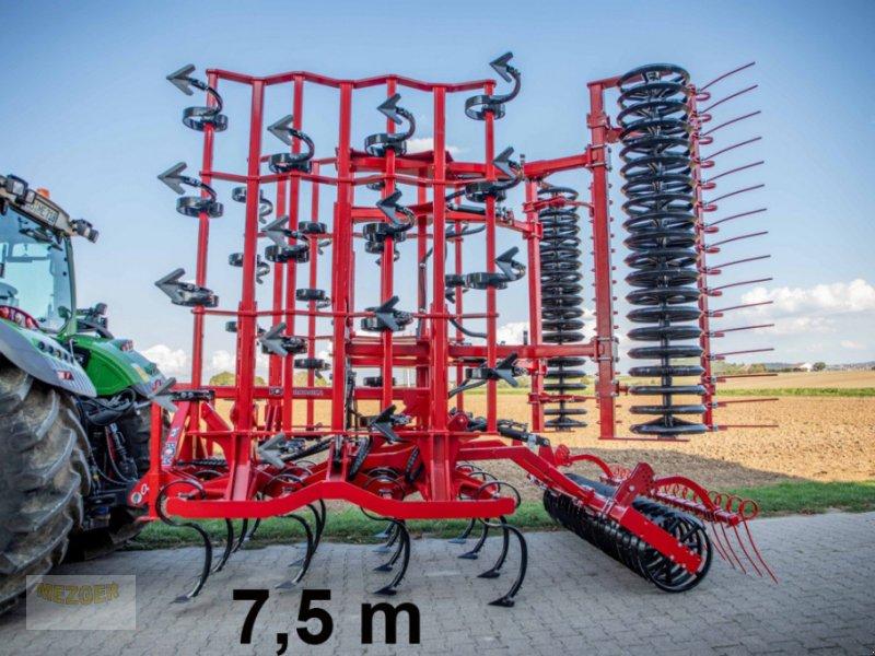 Grubber des Typs POM Meteor Highline 7,5 m Leichtgrubber , Feingrubber, Neumaschine in Ditzingen (Bild 1)