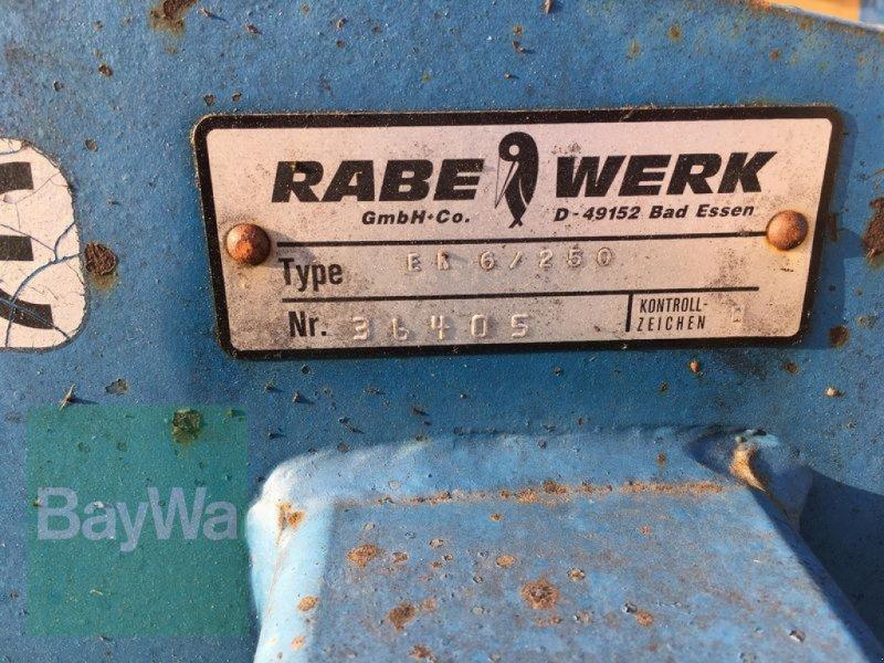 Grubber des Typs Rabe EK 6/250, Gebrauchtmaschine in Obertraubling (Bild 11)